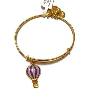 Alex and Ani Hot Air Balloon Bracelet